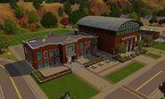 Escola e Estádio Crestview