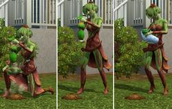 Sims Plantas