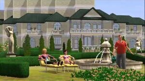 TV Ad The Sims 3 World Adventures