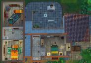 Vila de Selvadorada (segundo andar)