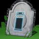 Morte Túmulo Aquático