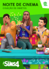 Capa The Sims 4 Noite de Cinema