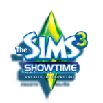 Logo The Sims 3 Showtime