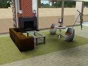 Modelo Bloco (sala de estar)