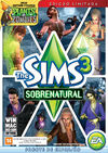 Packshot The Sims 3 Sobrenatural