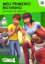 Capa The Sims 4 Meu Primeiro Bichinho