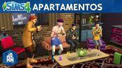 The Sims 4 Vida na Cidade Apartamentos