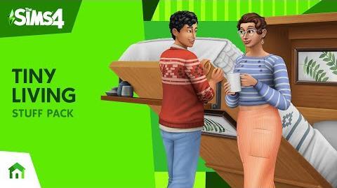 The Sims™ 4 Vida Compacta Trailer Oficial