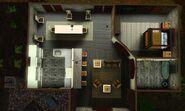Casa Modesta, primeiro andar