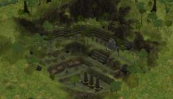 Cidade Perdida de Uma Tribo Qualquer