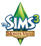Logo The Sims 3 Monte Vista