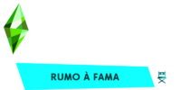 The Sims 4 - Rumo à Fama (Logo)