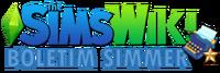The Sims Wiki Boletim Simmer Logo 2
