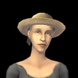 Agnes Rugabaixa (The Sims 2)