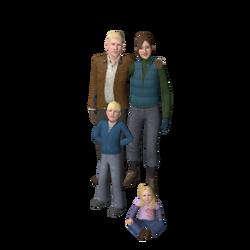 Família Bicudo (The Sims 3)