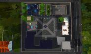Academia Educacional da Natureza, primeiro andar