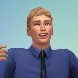Jim Larrimore (simself)
