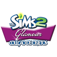 Logo The Sims 2 Glamour