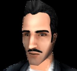 Vladmir Caixão (The Sims)