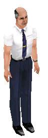 Jessé dos Encantos (The Sims)