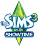 Logo The Sims 3 Plus Showtime
