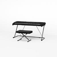 Piano Portátil de Prudêncio Mão-Fechada
