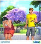 TS4Screenshot Gamescom 2