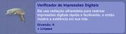 Verificador de Impressões Digitais (descrição)