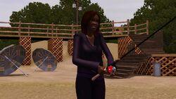 Pescaria Sims3