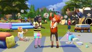 The Sims 4 - Bebês (1)