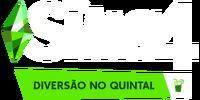 The Sims 4 - Diversão no Quintal (Logo)