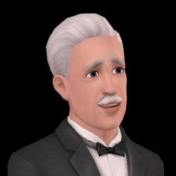 Victor Caixão (The Sims 3)