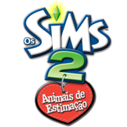 Logo Os Sims 2 Animais de Estimação