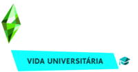 The Sims 4 - Vida Universitária (Logo)