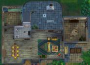 Vila de Selvadorada (primeiro andar)