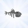Esqueleto Capitão Espinha de Peixe (TS4)
