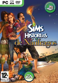 The Sims Histórias de Náufragos