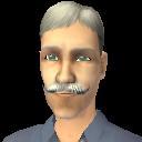 Hector Tebas (idoso)
