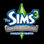 Logo The Sims 3 Vida em Alto Estilo