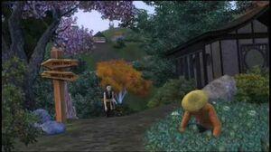 Trailer Expansão The Sims 3 Volta ao Mundo - China World Adventures China