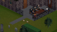 Jantar da Família Caixão