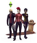 The Sims 4 Vampiros (Render 5)