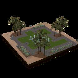 Parque das Palmeiras
