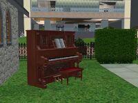 Piano de Salão Harmoniosa