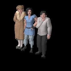 Família Bagley