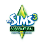 Logo The Sims 3 Sobrenatural