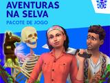 The Sims 4: Aventuras na Selva