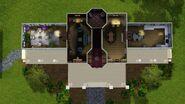 Casa Merecedora, segundo andar
