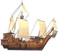 Piratas & Nobres Render 6