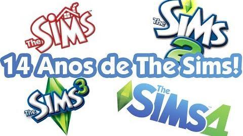 Aniversário do The Sims Nova Sim do The Sims 4!